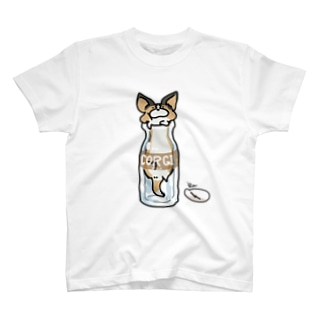 こーぎーぎゅうにゅう A T-shirts