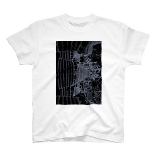 アポロロケットブースター T-shirts