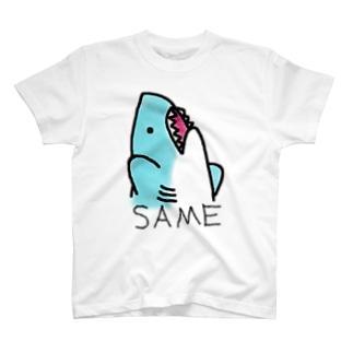 ぼってりさめちゃん!! T-shirts