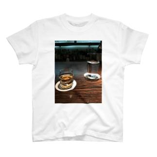 バーボン大好き T-shirts