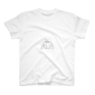 アラビア語パーカー柄 T-shirts