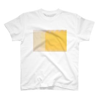 フィルム感光アート T-shirts