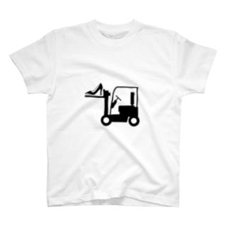 ヒールリフト T-shirts