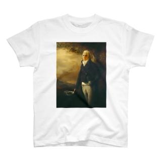 ヘンリー・レイバーン作 肖像画「デイビッド・アンダーソン」 T-shirts