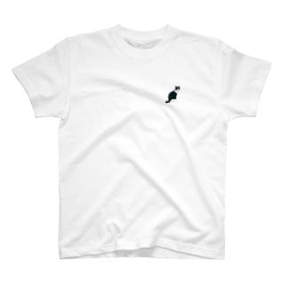 猫くん T-shirts