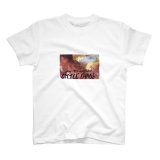 LITTLE CHAOS LOGO T-shirts