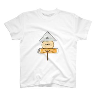 あざらし。おでん T-shirts