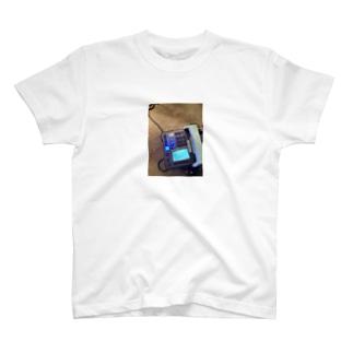 ジェネレーターの設定数値メモ T-shirts
