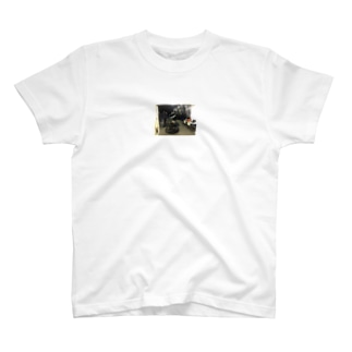 ロボットアーム手配記念 T-shirts