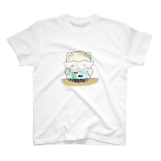 金魚ねこ T-shirts