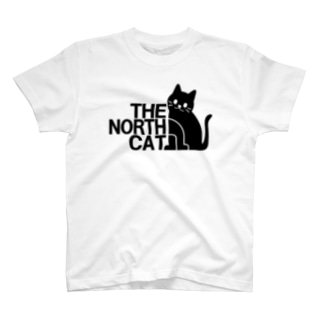 THE NORTH CAT 黒 2019真冬モデル T-shirts