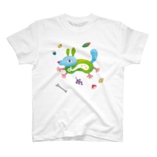 「くいしんぼ」 T-shirts
