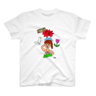 不良 T-shirts