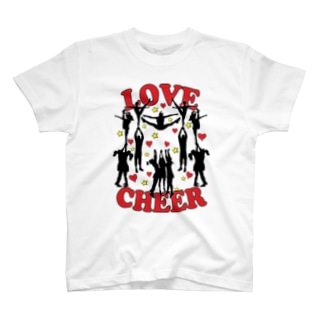Love Cheer 16 T-shirts