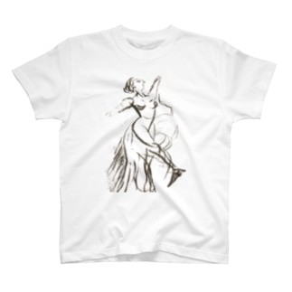 バレエダンサー T-shirts