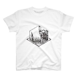 Ayakaコラボロゴ T-shirts