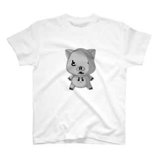 徳之島 長寿と子宝 T-shirts
