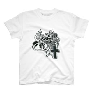 まじかるぱんだ T-shirts