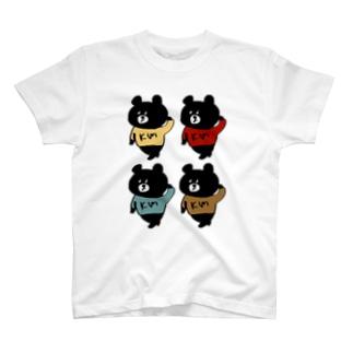 km4 T-shirts