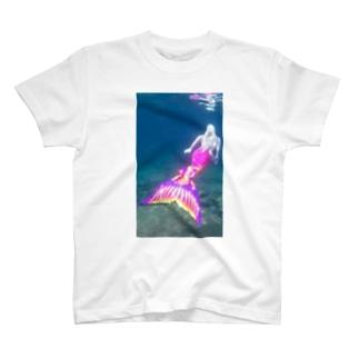 リトルマーメイド T-shirts