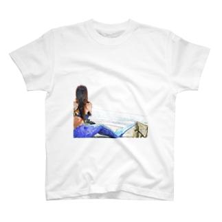 たそがれマーメイド♡ T-shirts