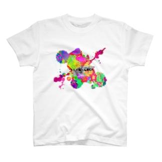 Mi Vida Loca 飛沫 T-shirts