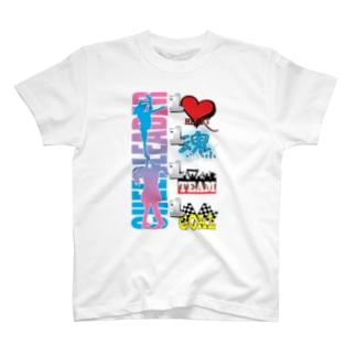 1Heart1Soul2.0 T-shirts