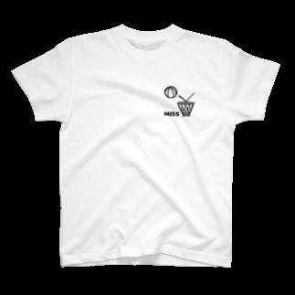 Kodi Toyoshimaのあああシュートミス T-shirts