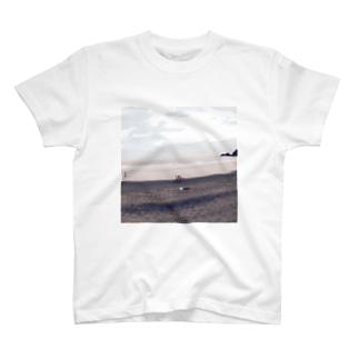 Surf snap T-shirts