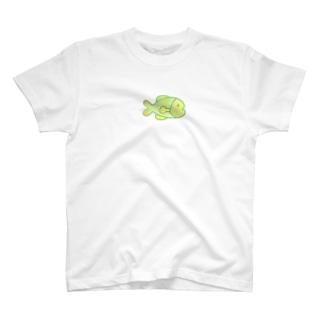 さかな -HirocoIchinose- Tシャツ