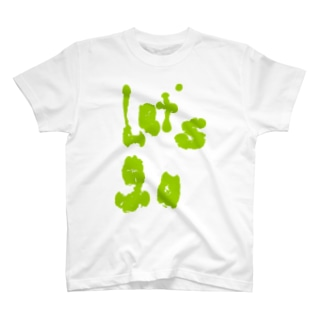 lets go T-shirts