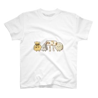 おでんズ T-shirts