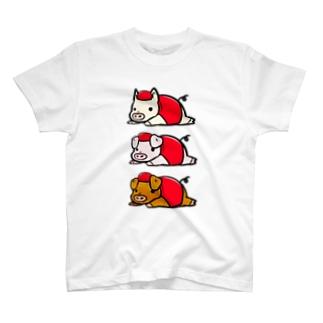 かんれき T-shirts