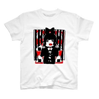 遺影ガール T-shirts
