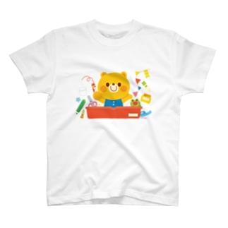 おどうぐばこ * カラフル T-shirts
