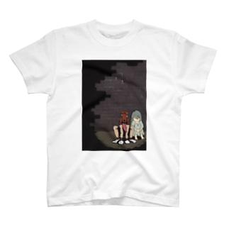 いぬとわたし T-shirts