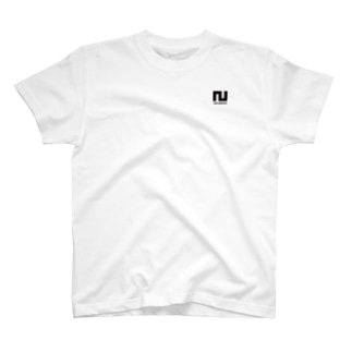 two minutes black T-shirts