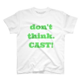 キャスト T-shirts