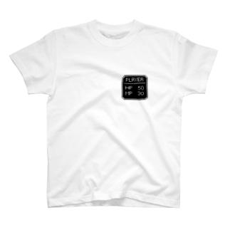 HP・MPステータス T-shirts