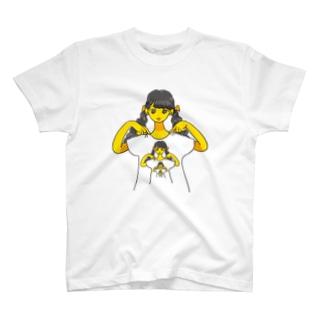 無限ループちゃん T-shirts
