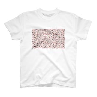 沢山のちょぴ2 鳥さんみたいなイキモノ T-shirts