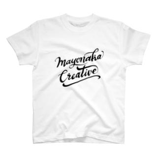 真夜中クリエイティブ T-shirts