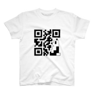 PNDコード (横向き) T-shirts