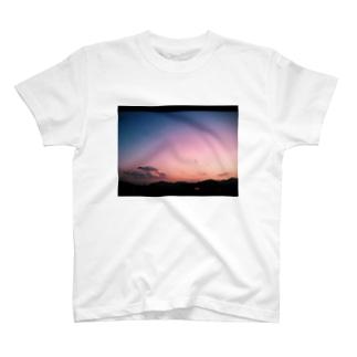 月が綺麗ですね T-shirts