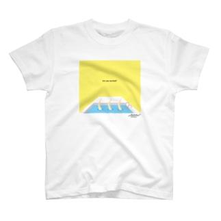 Pool [yellow] T-shirts