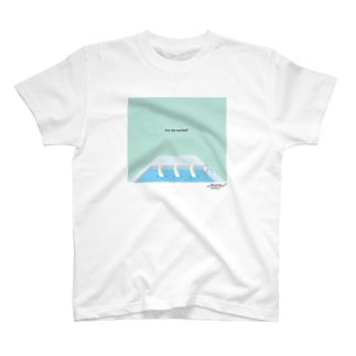 Pool [mint] T-shirts