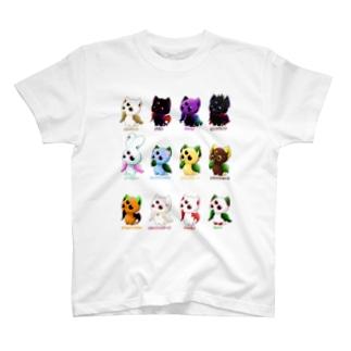 【アニマ】各種! T-shirts