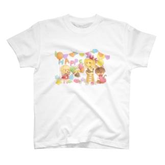 HAPPEACE!! T-shirts
