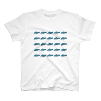 サメち FOREVER T-shirts