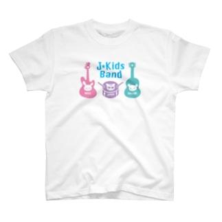 J☆Kids Band T-shirts